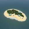 19 52 30 94 collection island scene 24 4