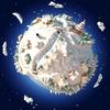 20 06 50 321 3d cartoon planet winter 3 4