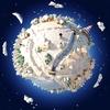 20 06 50 366 3d cartoon planet winter 2 4