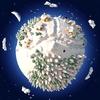 20 06 50 805 3d cartoon planet winter 6 4