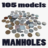 21 10 14 256 collection manholes 1 4