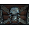 00 29 24 30 game ready 3d skull chest close up 4