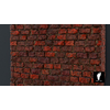 00 44 54 452 red brick wall game material boney toes 4