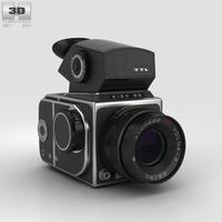 Kiev 88 3D Model