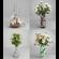 Flower Bouquet in Vase 3D Model