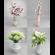 Flower Bouquet in Vase 2 3D Model