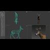 10 20 07 627 deer 17 wire 4