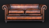 Classic Chesterfield Sofa Charles Churchill  for 3dsmax 3D Model