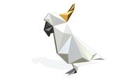 Parrot figure 3D Model