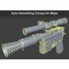 Auto Smoothing Groups 1.3.0 for Maya (maya script)