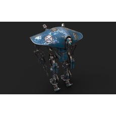 Heavy Robot VEX700 3D Model
