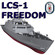 US Navy Littoral Combat Ship (LCS-1 Liberty) 2007 Release C4D 3D Model