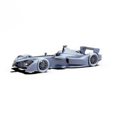 Formula 2018 3D Model