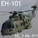 RAF EHI EH-101 Merlin HC.3 Mk.411 3D Model