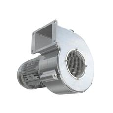 Industrial Centrifugal Blower Fan - Animated 3D Model