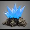 23 15 55 880 3d cave crystals 005 game art 4