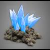 23 16 13 307 3d cave crystals 009 game prop 4