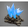 23 16 45 552 3d cave crystals 016 game artist 4