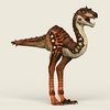 12 51 07 292 game ready fantasy velociraptor 05 4