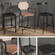 Bar Chairs 2 3D Model