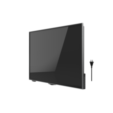 Hitachi_LED_TV 3D Model