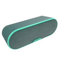 BLUETOOTH_SPEAKER_GREEN 3D Model