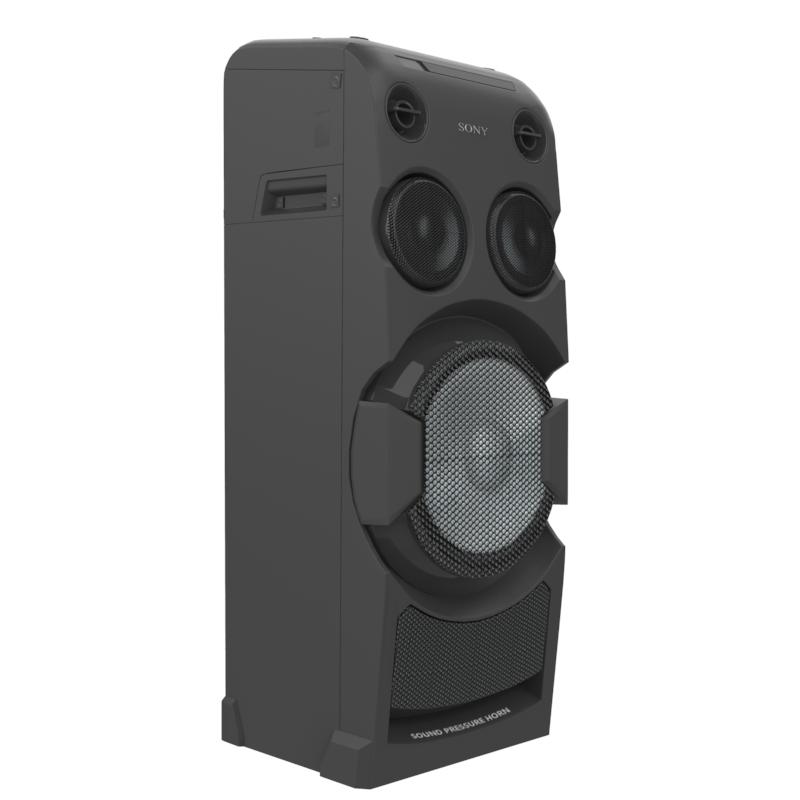 Speaker Home Theater 3d Model