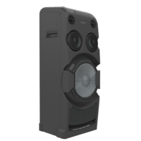 Speaker home theater 3D Model
