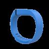 12 09 10 819 fitbit flex  wireless activity sleep wristband blue.96 4