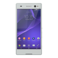 SONY_XPERIA_C3_GSM_PHONE 3D Model