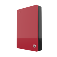 Seagate_4TB_Hard_Drive_RED 3D Model