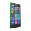 04 48 18 676 nokia xl gsm mobile phone dual sim green.416 4