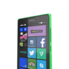 04 48 20 438 nokia xl gsm mobile phone dual sim green.423 4