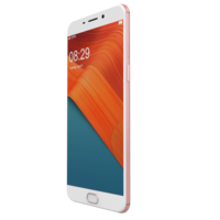 OPPO F1 PLUS ROSE GOLD 3D Model