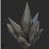 23 14 57 566 3d high poly sculpted crystals back 4