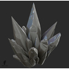 23 15 19 65 3d high poly sculpted crystals front normal map 4