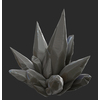 23 16 15 503 main  3d high poly sculpted crystals left game dev 4