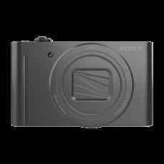 SONY DIGICAM 18MP WX500 BLACK 3D Model