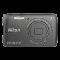 NIKON COOLPIX S3700 3D Model