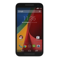 MOTO G4 TURBO EDITION DUAL SIM LTE BLACK 3D Model