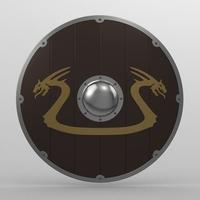 Shield 17 3D Model