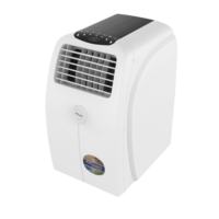 SUPER GENERAL PORTABLE AC WHITE 3D Model