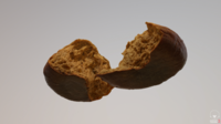 Tasty Bread 05 3D Model