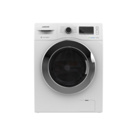WASHING MACHINE FULL LOAD 6 5KG WW65M224K0WTL WHT 3D Model