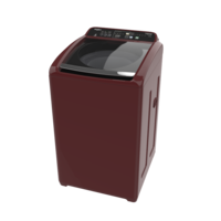 WASHING MACHINE TOP LOADING 6 2KG SW DEEPCLEAN WINE 3D Model