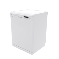 Dish Washer 3D Model