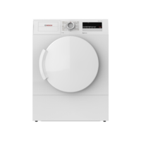 DRYER 7KG VD WHITE 3D Model