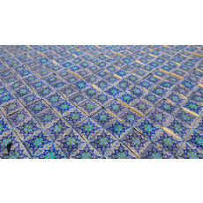 Mexican Ceramic Wall and Floor Tiles 3d Game Textures
