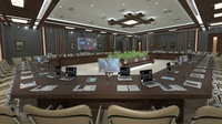 Meeting Room 1 3D Model