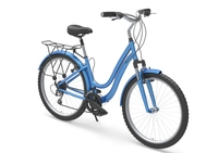 City bike 3D Model